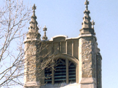 Rooftop Concealment Church Steeple