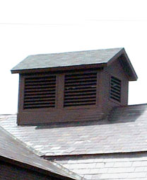 Concealment Cupola Close-Up